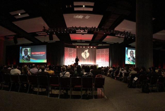 美ISC大会:博脑受邀分享前沿卒中预后预测技术