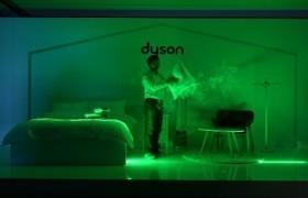 去除五大过敏原营造健康室内环境 戴森科技深入床褥吸除尘螨,洁净气流覆盖整屋