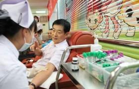力行公益,以爱接力 ——2019满血行动派无偿献血公益活动
