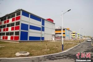 看望北京小汤山医院五颜六色病房暖人心黑科技高效治疗