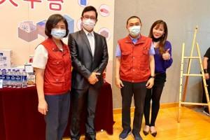 大爱善举,邱正宏医师团队无私捐赠,并成为疫情防疫中坚力量