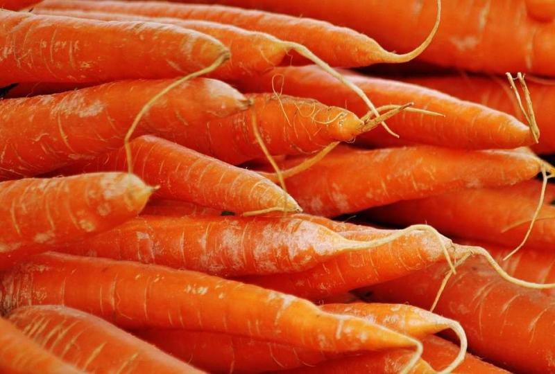 胡萝卜粥的做法与功效胡萝卜的四大功效
